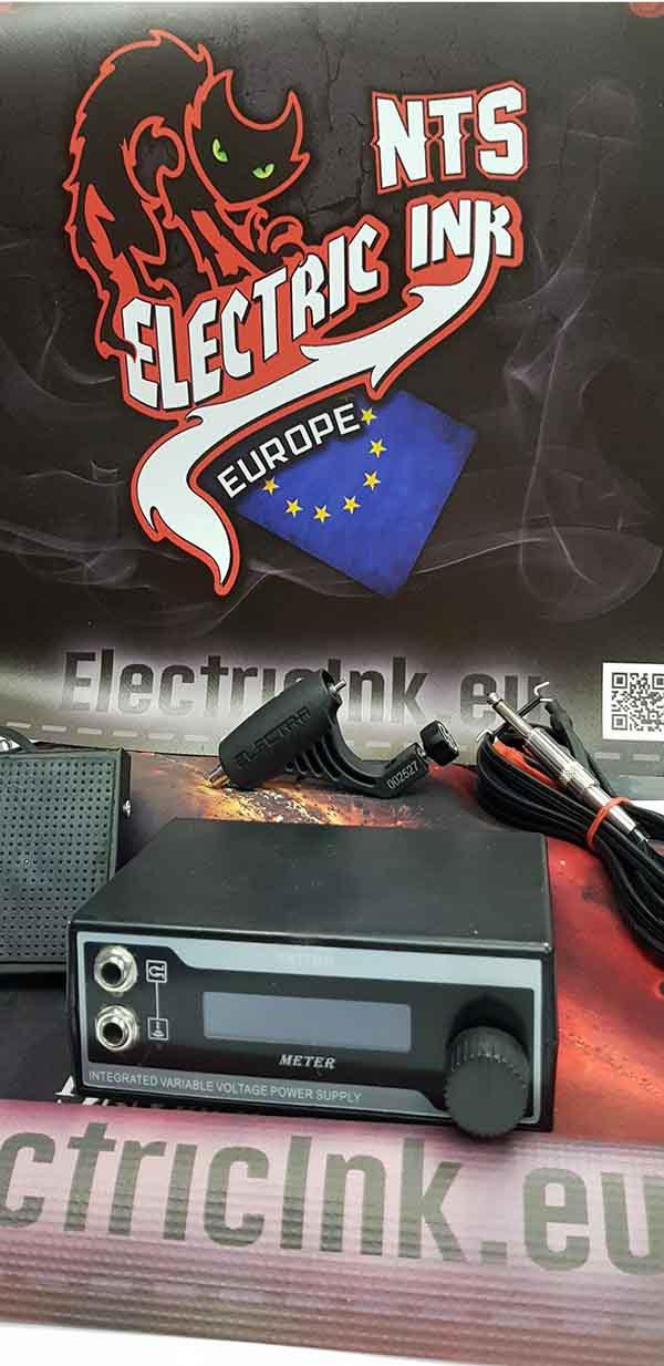 Basic tattoo kit - rotary machine - Electric Ink®