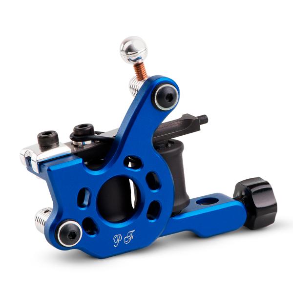 Nano Dial aluminio Azul