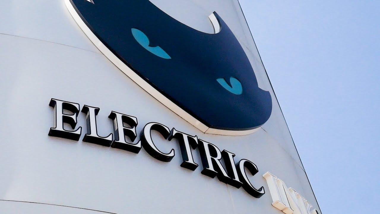 Fábrica Electric Ink